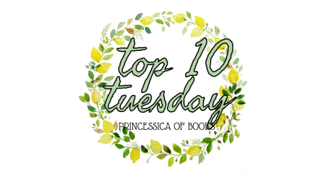 top 10 tuesday graphic